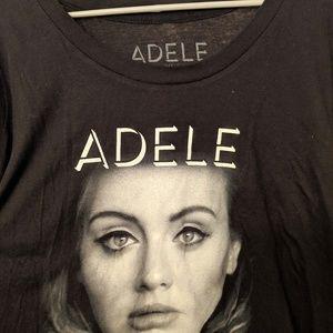 Tops - BOHO Adele Official 2016 Tour T Shirt